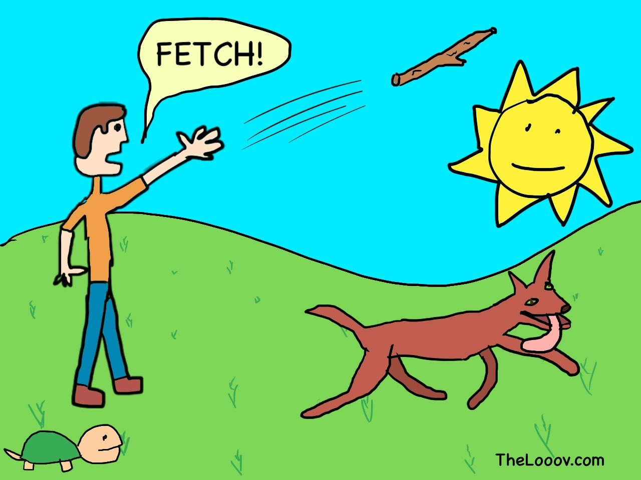 best dog 2 fetch